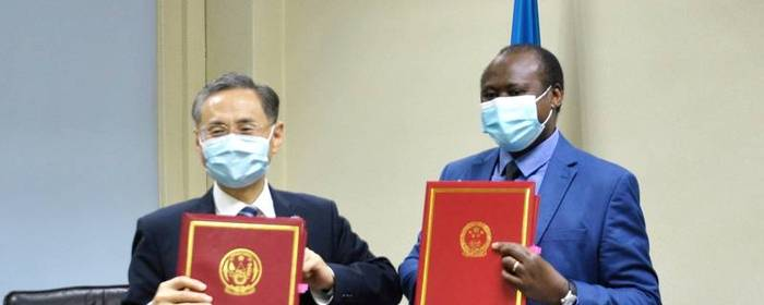 Rwanda and China sign US$ 60 million grant and US$ 6 million debt exemption