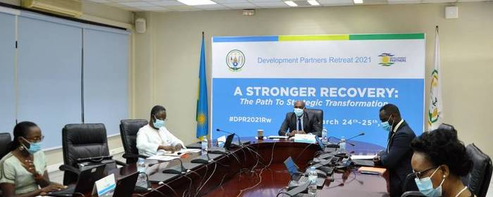 Government, Development Partners discuss COVID-19 Impact, Recovery Efforts and Strategies to regain Transformational Momentum
