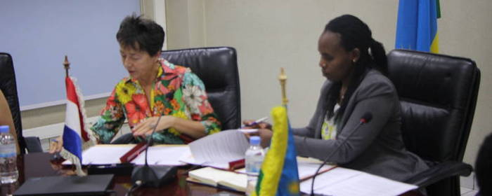 Rwanda's Government receives EUR 9.3 million support for the Justice sector