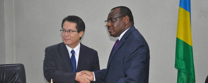 Ngoma-Ramiro road rehabilitation project receive financing from Government of Japan