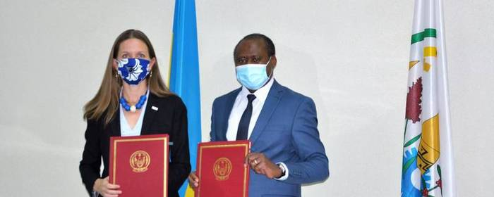 Government and USAID Sign Commitment of Frw 605 Billion to Rwanda's Development efforts