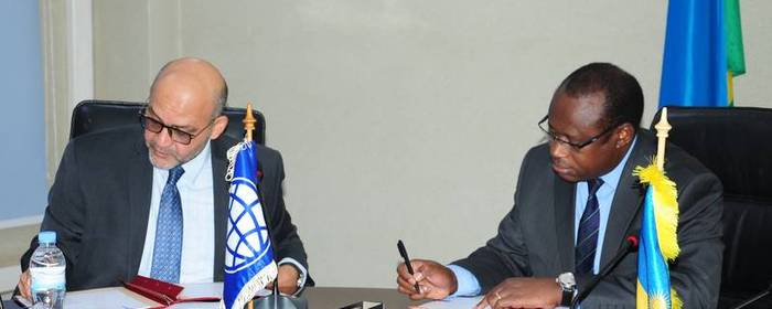 The Government of Rwanda, World Bank Sign US $200 Million to support Human Capital Development