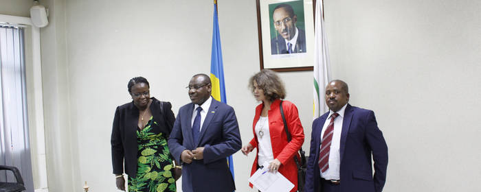 MINECOFIN and World Bank sign a US$ 50 million grant.